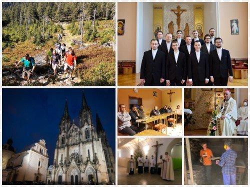 Bohoslovci Arcidiecéze Olomouc
